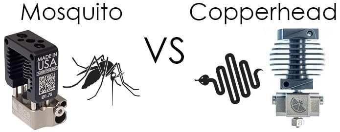 Mosquito vs Copperhead
