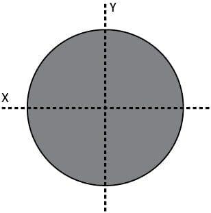 round filament